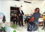Nella Direzione dell'Orchestra RTV Moldava