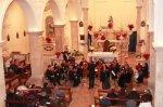 25 Dicembre 2010 MAGLIANO (SA) Concerto con orchestra 'Harmonia nobile' – UCRAINA Soprano Teresa Del Mastro