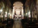 24/12/2012 SORRENTO (NA) Chiesa S. Antonino Con STRING HARMONIA QUARTET nel Concerto in Sol maggiore di G. B. PERGOLESI