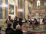 23/12/2012 SORRENTO (NA) Chiesa S. Teresa Con Soprano Esmeralda Ferrara in Exultate Jubilate K. 165  di W.A. MOZART