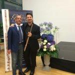 GALWAY FLUTE FESTIVAL 2014 - WEGGIS (SVIZZERA) Con ANDREA OLIVA (1° flauto Orchestra Accademia S. Cecilia – Roma)