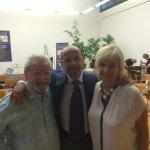 GALWAY FLUTE FESTIVAL 2014 WEGGIS (SVIZZERA) con SIR JAMES GALWAY e LADY GALWAY
