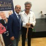 GALWAY FLUTE FESTIVAL 2014 WEGGIS (SVIZZERA) con CLAUDIO MONTAFIA